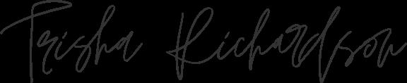 Trisha Richardson, Style and Closet Consultant